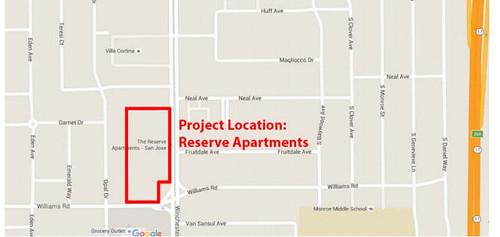 San Jose Reserve Apartments community meeting