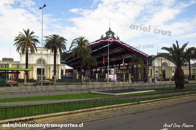 Estación Central (Santiago) - DRZh35