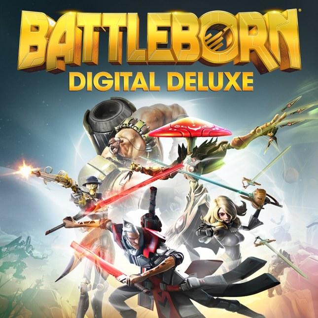 Battleborn Digital Deluxe – PS4
