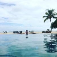 Mia in Mauritius