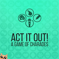 Act It Out! A Game Of Charades