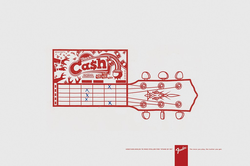 Fender - Big Cash