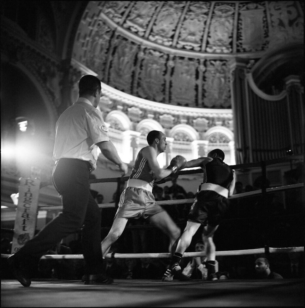 The 109th Varsity Boxing Match