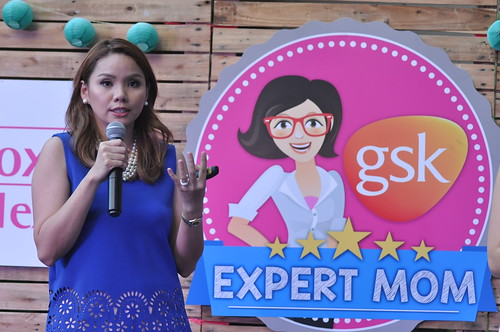 Dr. Sheila Chua  talking cough and allergys