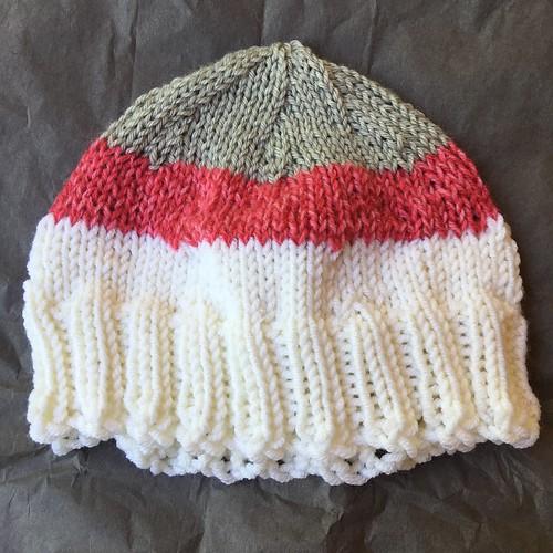 Simple Newborn Hat