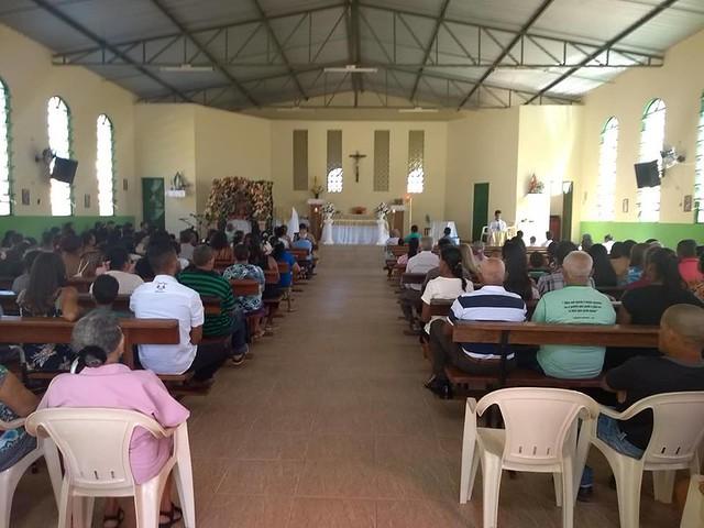 Festejos São Vicente de Paulo Cônego Marinho 2018