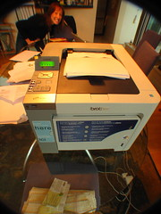 brother printer in actions