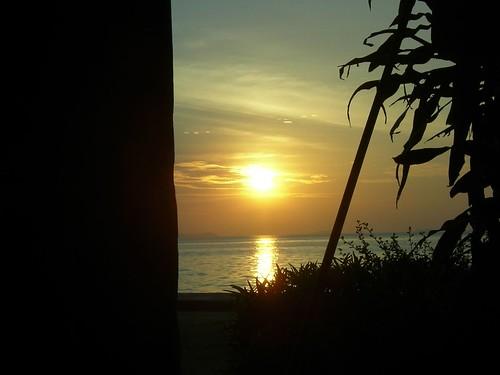Beautiful Sunset @ Salim Restaurant(Nathon, Koh Samui)