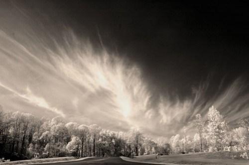 Infrared Sky