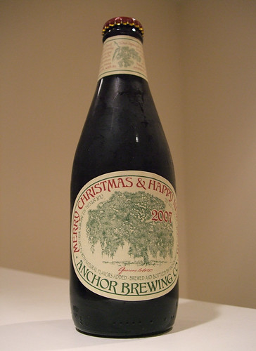 Anchor Steam Chistmas Ale
