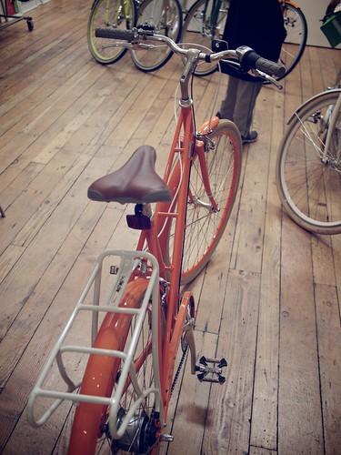 Test bike
