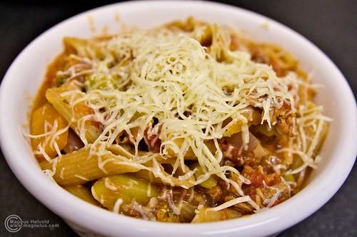 Easy Pasta Casserole 4