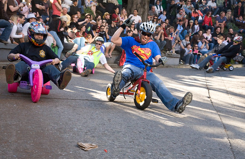 Bring Your Own Big Wheel 2008