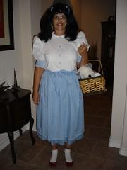 Dorothy -- aka my funny mama