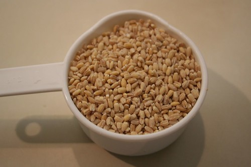1.5 cups of barley to 8.5 cups of water