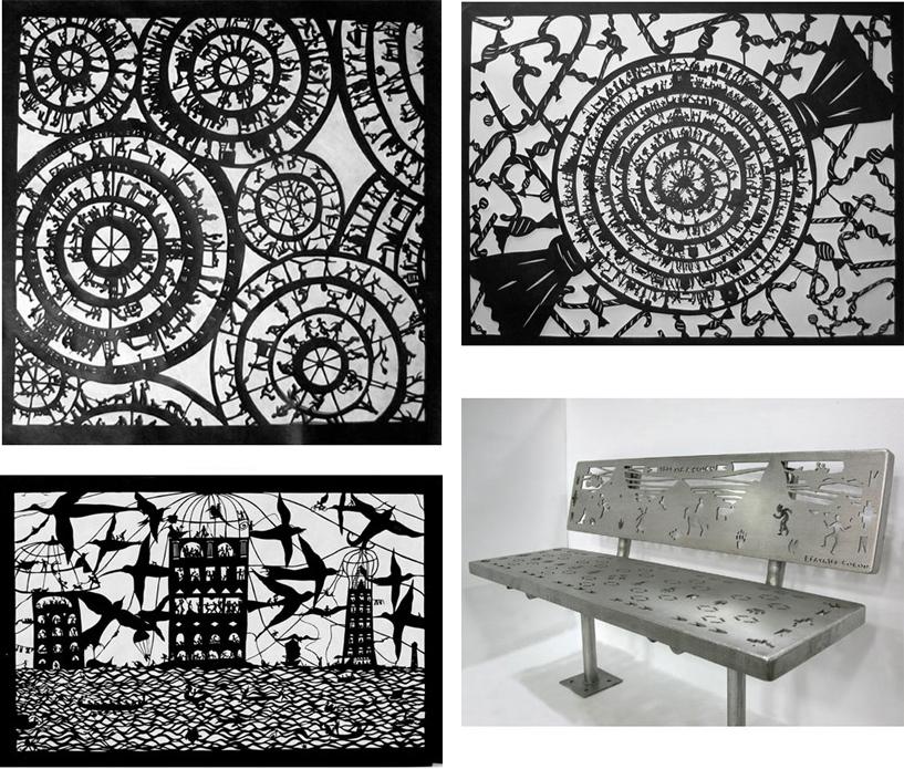 Favorite Paper Artists