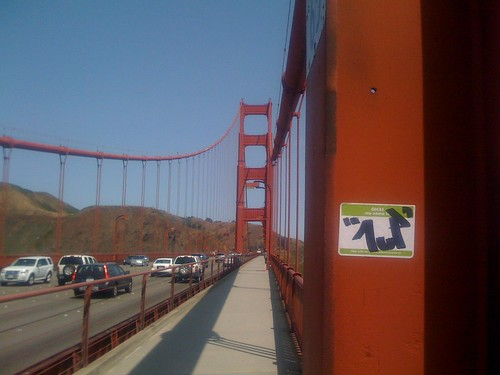 claim golden gate bridge