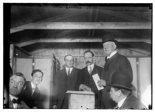 Otto Bannard Voting (LOC)