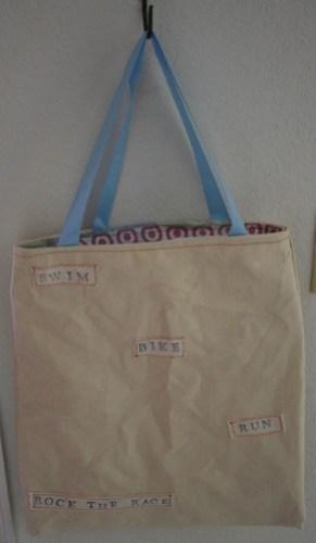 simple tri-bag