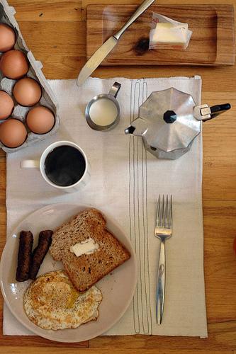 Simply Breakfast {book}