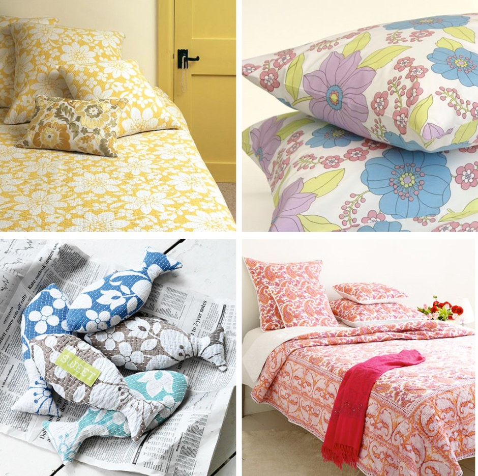 Sweet Home London {bedding}