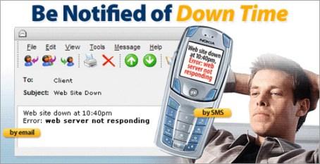 Rockbridge Website Monitoring Service - Website Uptime Downtime Notification Alert System