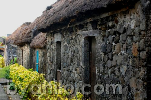 old stone houses in Batanes