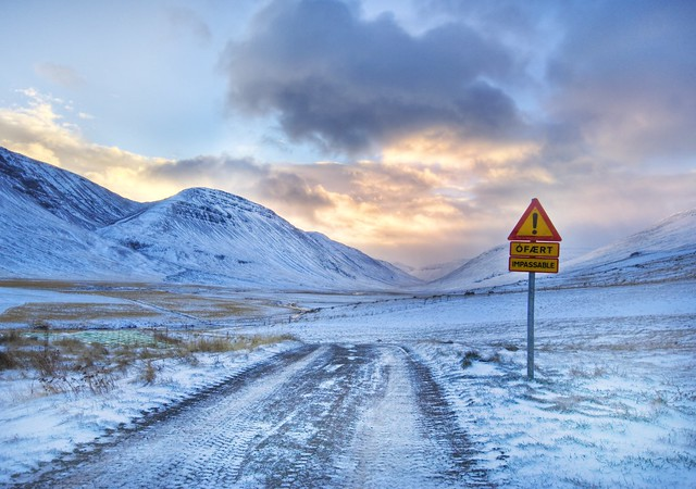 Don't Worry Mom - The Roads in Iceland Aren't That Bad