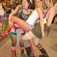 The 50 Hottest Girls of Comic Con