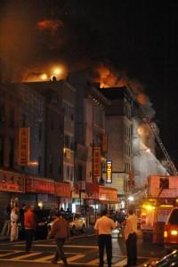 285 Grand Street - 7 Alarm Blaze