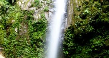 旅行︱南投中寮.龍鳳瀑布~綠蔭步道、清涼溪水,今夏避暑好去處