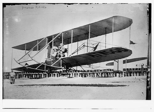 Atwood rising [plane] (LOC)