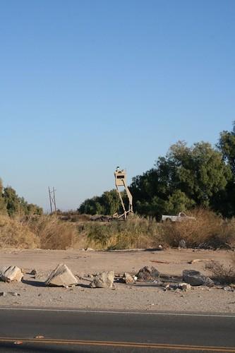 Cameras at the border