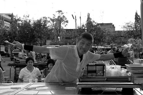 showmanship, Bangkok tour 2008