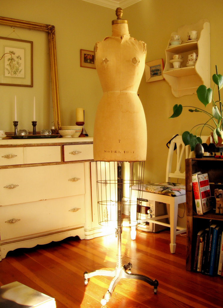 Dress Forms As Decor