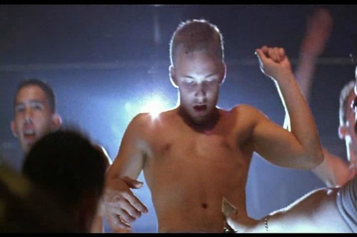 The Late Brad Renfro Shirtless