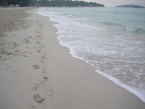 Morning Walk @ Chaweng Beach