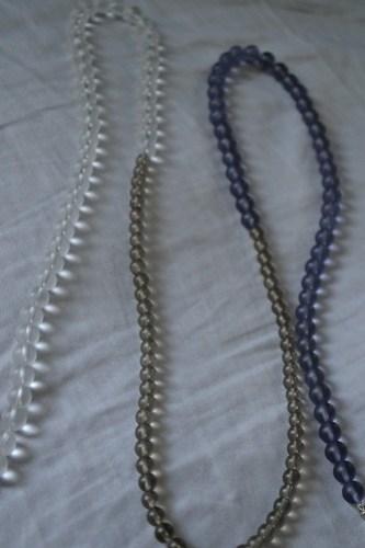 Stringing order