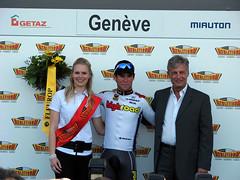 Cavendish wins Tour de Romandie Prologue