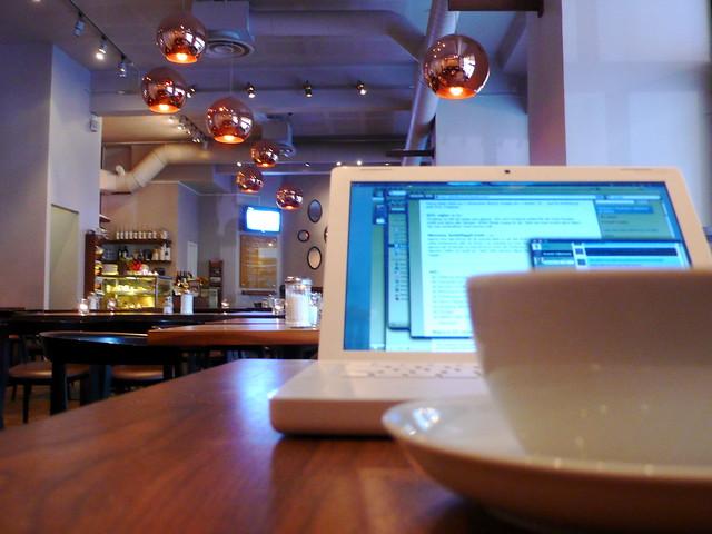 Café Work at Mojo