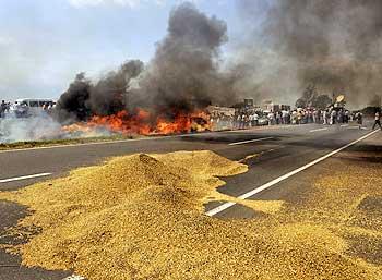 food protest argentina