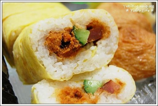 [食]*鶯歌阿婆壽司 新莊分店   Yukis Life by yukiblog.tw