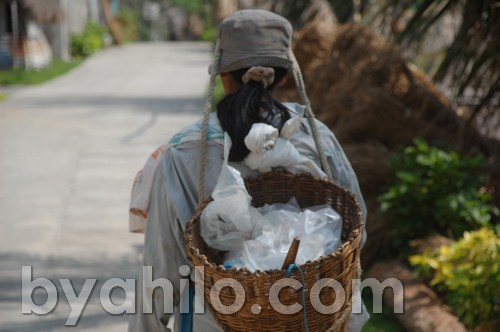 Ivatan woman, Batanes