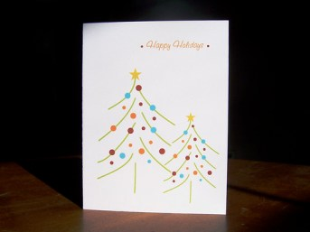 free holiday greeting card