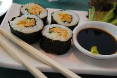 My First Proper Taste of Sushi