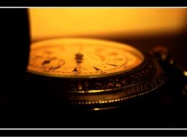 Clock by thecaucus