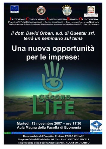 University of Messina poster