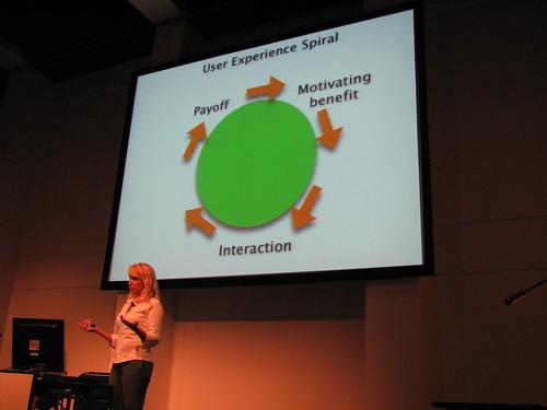 Web 2.0 Expo, Kathy Sierra 13