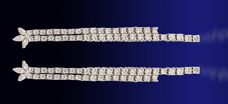 serena williams - euphoria earrings