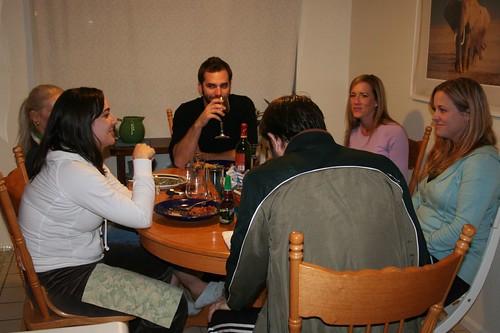 Community Dinner #1